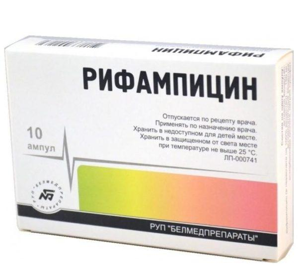 Одно из важнейших лекарств при лечении гепатита