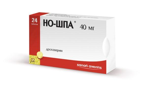 «Но-Шпа» поможет снять болевые ощущения