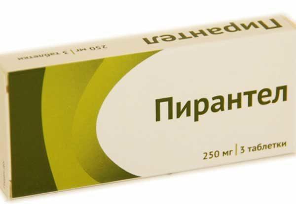 «Пирантел» - наиболее популярное антигельминтное средство