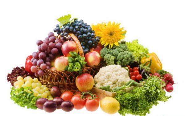 Перед проведением процедуры нужно сделать упор на употребление растительной пищи