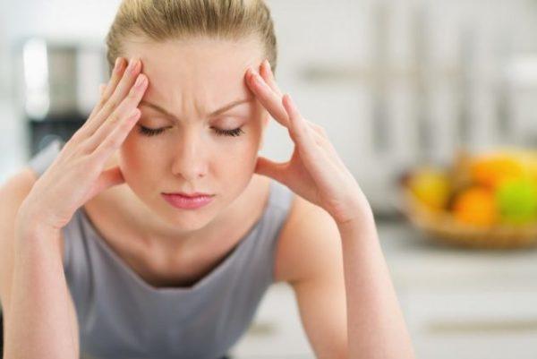 Стресс - частый виновник урчания в животе
