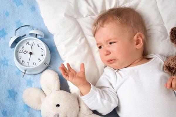 Сон становится прерывистым