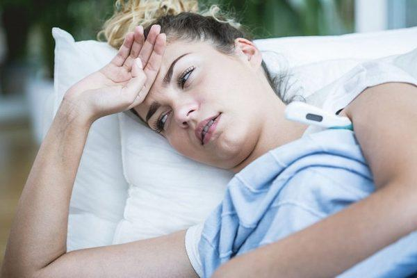 Постоянные усталость и вялость - признаки энтеробиоза