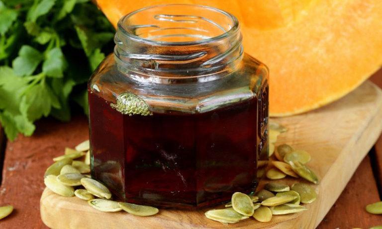 Тыквенные семечки с медом для мужчин