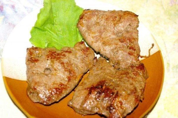 Жареные блюда - сильнейшая нагрузка на желудок после отравления