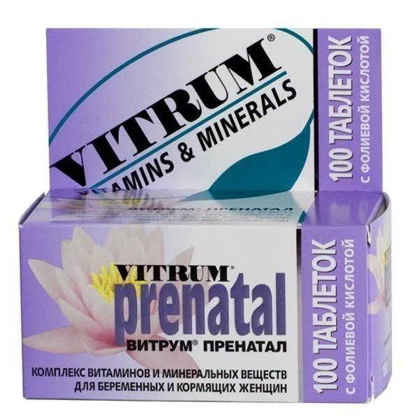 «Витрум Пренатал»