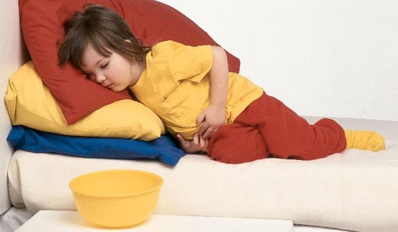Диета после отравления для ребенка