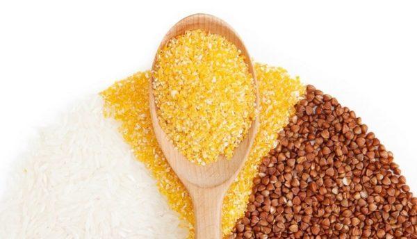 Кукуруза, рис и гречка с успехом могут заменить остальные крупы