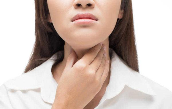 Болезненность в горле после процедуры проходит примерно через 2 дня