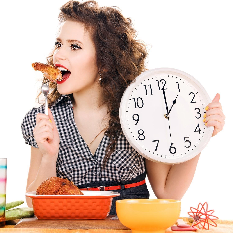 часто едим и худеем