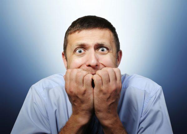 Патологии желудка могут развиться на фоне стресса и излишней нервозности