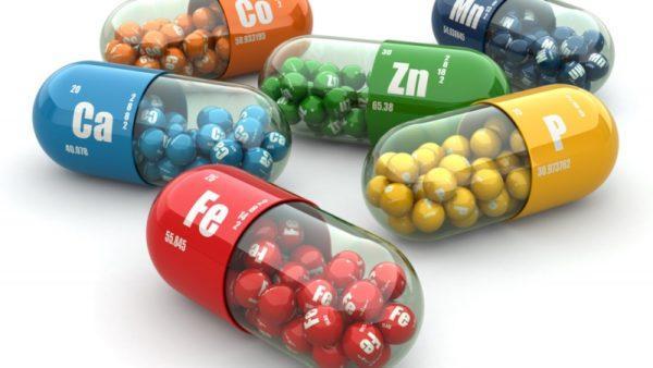 В лечении помогут витаминные комплексы