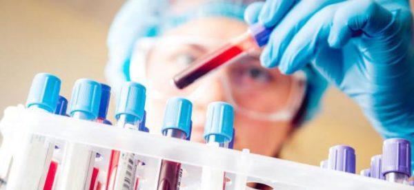 Необходимо сдать анализ крови