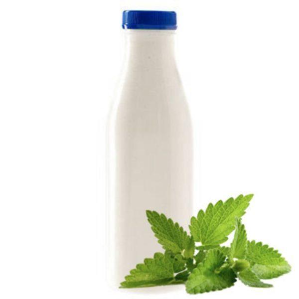 Мятное молоко - мягкое, но эффективное средство