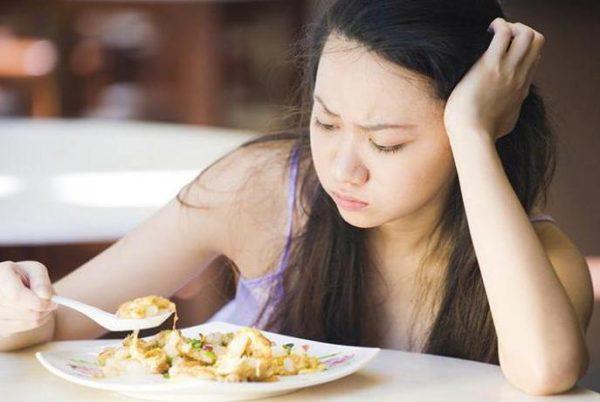 Аппетит при атонии часто отсутствует