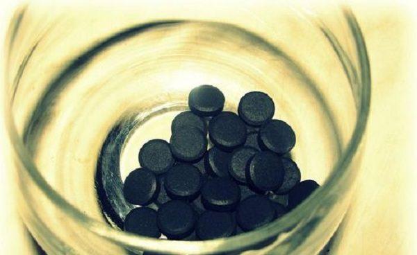 Активированный уголь не предназначен для длительного приема