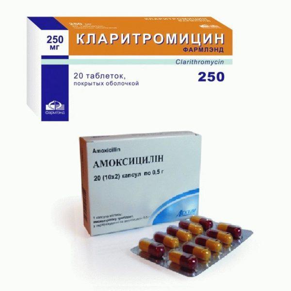 Антибиотики при бесконтрольном приеме опасны для ЖКТ