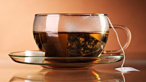 Чай можно пить, если не было приступов рвоты
