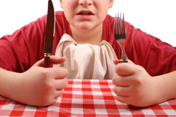Чувство голода после еды: причины