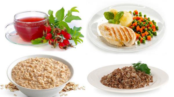 При эрозивном бульбите необходимо соблюдать диету