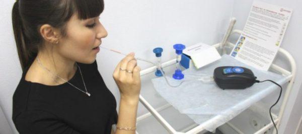 Дыхательный тест на определения наличия хеликобактерной инфекции