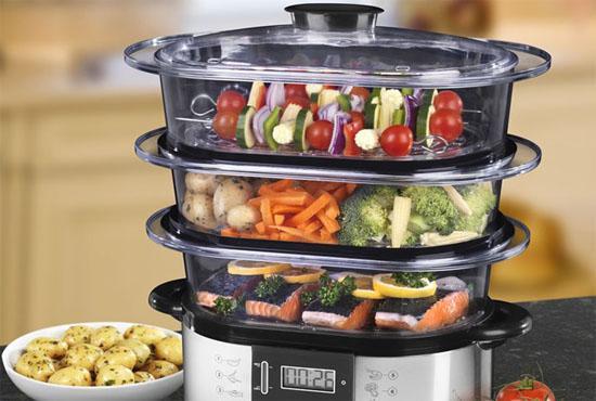 Еду при парапроктите можно запекать, варить, тушить и готовить на пару