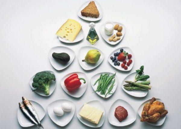 Если изжога вызвана неправильным питанием, нужно скорректировать рацион