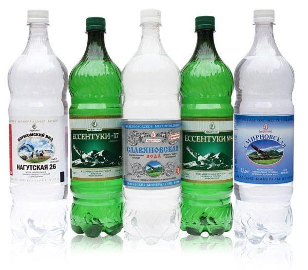 Если период обострения прошел, то можно применять щелочную минеральную воду