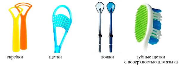 Инструменты для чистки языка