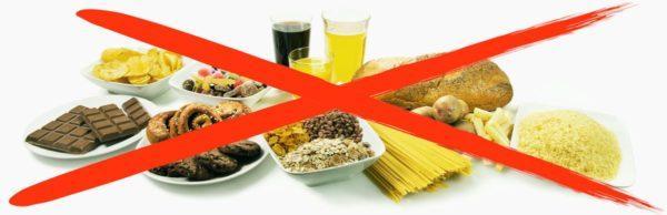 Исключение из рациона продуктов с высоким содержанием углеводов создаст для гельминтов неблагоприятную среду