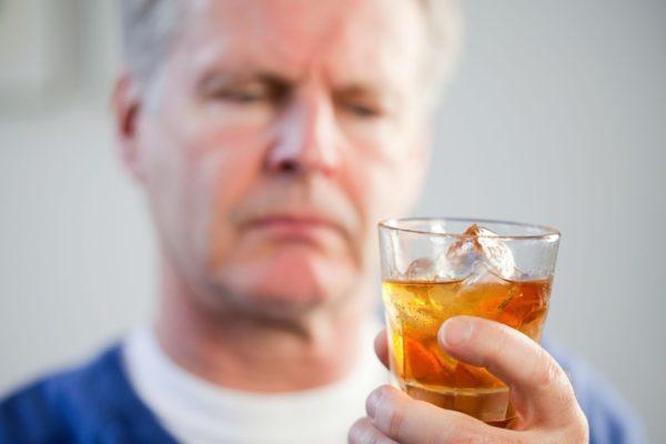 Боли в печени усиливаются после употребления алкоголя
