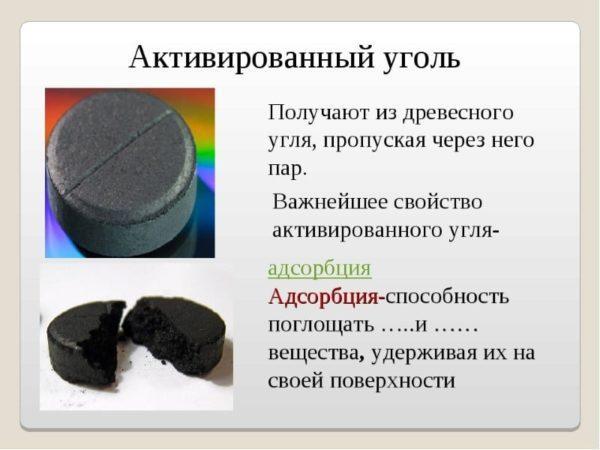 Как получают активированный уголь