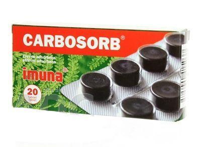 Карбосорб предназначен для лечения острой диареи, вызванной диетическими ошибками, менее серьезными кишечными инфекциями и т.д.