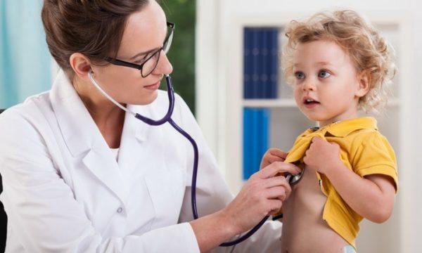 Лечение детей проводят только по предписаниям врача
