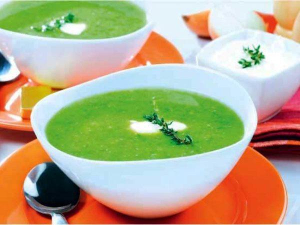 Протертые овощные супы легче усваиваются и не раздражают поврежденную гельминтами слизистую