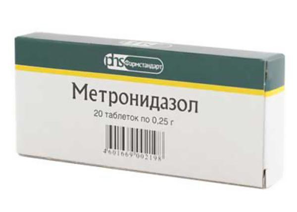 Метронидазол является противомикробным и противопротозойным средством