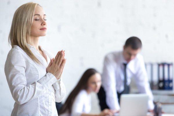Нужно научиться бороться со стрессом