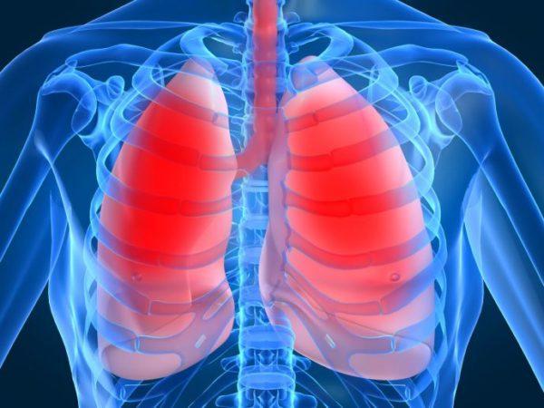 Патологии дыхательной системы тоже могут проявляться болью в подреберье