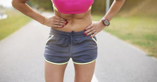Почему болит правый бок при беге