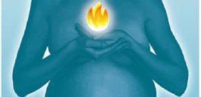 Почему изжога у беременных возникает очень часто?