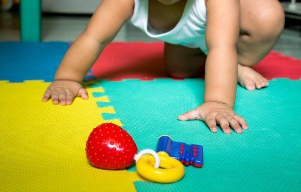 Поддерживайте активность ребенка
