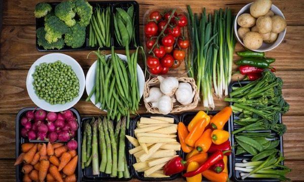 Половину рациона должны составлять овощи