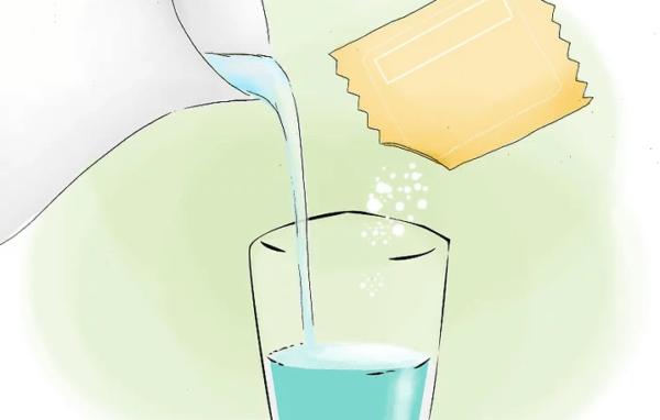 После промывания желудка можно принять сорбенты