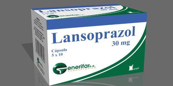 Препарат Лансопразол не позволяет вырабатываться соляной кислоте и поступать ей в полость желудка