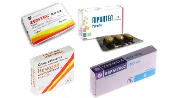 препараты от кишечных паразитов у людей