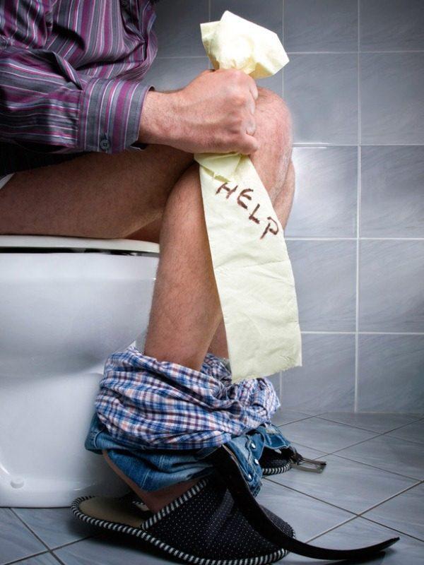 При кишечных инфекциях наблюдается сильный понос