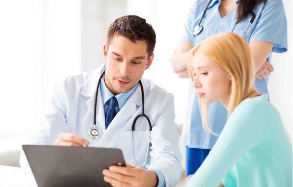 При наличии тревожных симптомов нужно незамедлительно обращаться к специалисту