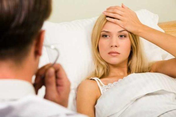 При появлении опасных симптомов следует сразу вызывать на дом врача