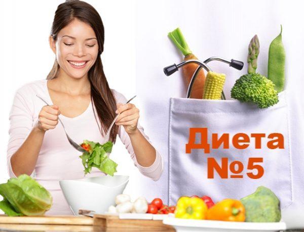 При строгом соблюдении диеты уже через неделю самочувствие заметно улучшится