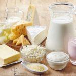 Продукты из молока